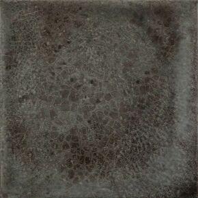 Carrelage pour mur en faïence brillante MAIOLICA dim.20x20cm coloris grigio - Gedimat.fr