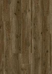 Sol vinyle PREMIUM lame à clipser ép.4,5mm larg.187mm long.1251mm chêne moderne café planche - Gedimat.fr