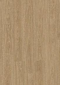 Sol vinyle PREMIUM lame à clipser ép.4,5mm larg.187mm long.1251mm chêne clair nature planche - Gedimat.fr