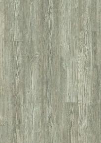 Sol vinyle PREMIUM lame à clipser ép.4,5mm larg.187mm long.1251mm pin gris planche - Gedimat.fr