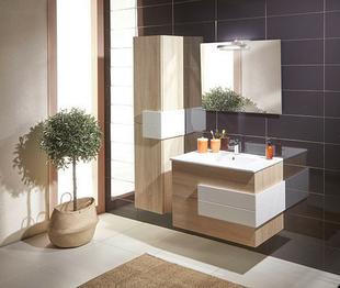 meuble salle de bain chez gedimat