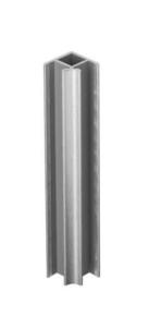 Kit de finition d'angles droits en PVC - Gedimat.fr