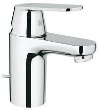 Mitigeur de lavabo taille S Eurosmart Cosmopolitan GROHE chromé - Gedimat.fr