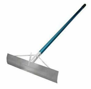 Epandeur à béton lame alu - 50x10cm - Gedimat.fr