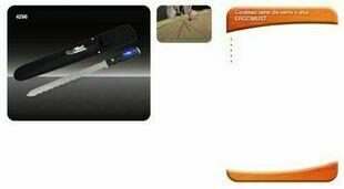 Couteau laine de verre + étui - 300mm - Gedimat.fr