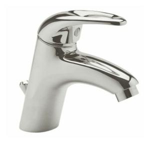 Mitigeur de lavabo Dipra Tellus chromé - Gedimat.fr