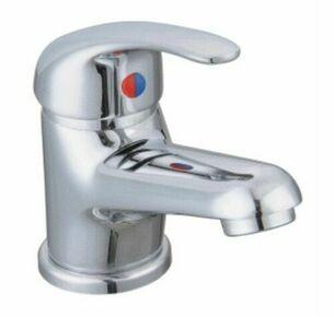Mitigeur de lavabo Dipra Léto chromé - Gedimat.fr