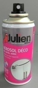 Peinture AEROSOL DECO 150ml coloris cuivre pailleté - Gedimat.fr