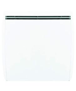 Radiateur à inertie sèche WOODY Blanc 2000W CHAUFELEC - Gedimat.fr