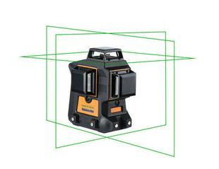 Laser vert multilignes GEO6X SP GREEN KIT automatique - Gedimat.fr