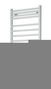 Radiateur sèche-serviettes ANGORA 500W long.50cm haut.105,1cm - Gedimat.fr