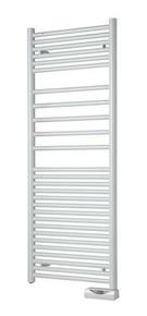 Radiateur sèche-serviettes ANGORA 750W long.50cm haut.137,5cm - Gedimat.fr