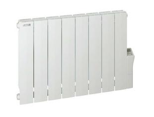 Radiateur à inertie fluide COTONA LCD 1500W L.87,2xH.57,5xP.8cm - Gedimat.fr