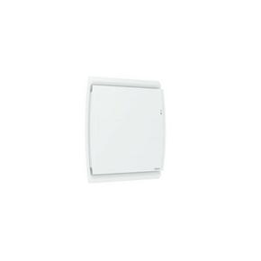 Radiateur à inertie sèche fonte BOLERO auto 1000W Dim.L.60,9xH.61,5xP.14,7cm - Gedimat.fr