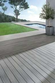 Lame De Terrasse Composite Co Extrude Atmosphere Ep 23mm Larg 138mm