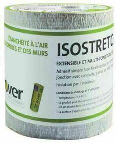 Adhésif ISOSTRETCH - rouleau de 10mx150mm - Gedimat.fr