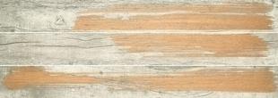 Décor PAINTGOLD pour sol intérieur en grès cérame coloré dans la masse rectifié larg.20cm long.180cm coloris blanc - Gedimat.fr