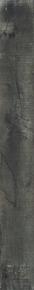 Carrelage pour sol intérieur en grès cérame coloré dans la masse rectifié NIRVANA larg.20cm long.120cm coloris N-noir - Gedimat.fr