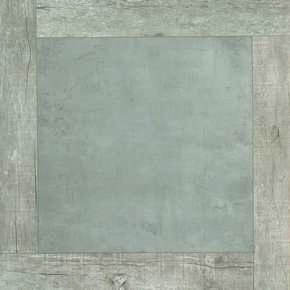 Décor NIRVANA pour sol en grès cérame coloré dans la masse rectifié EGO dim.90x90 coloris Gris - Gedimat.fr