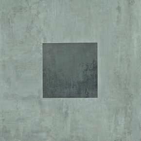 Décor QUADRO pour sol en grès cérame coloré dans la masse rectifié EGO dim.90x90 coloris Gris - Gedimat.fr