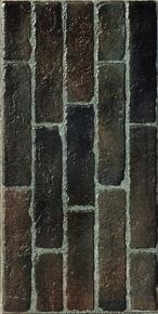 Carrelage pour mur en faïence BELA larg.25cm long.50cm coloris marengo - Gedimat.fr