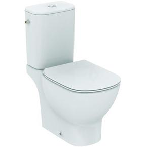 Pack WC haut.78,5 cm P 66,5 cm long. 31 cm TESI  - Gedimat.fr