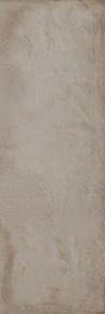 Carrelage pour mur en faïence brillante PLENITUDE larg.20cm long.60cm coloris ciment - Gedimat.fr