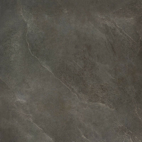 Carrelage pour sol intérieur en grès cérame émaillé CLAYSTONE dim.90x90cm coloris gris foncé - Gedimat.fr