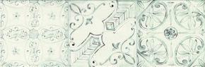 Décor PORTLAND pour mur en faïence mate RIVERSIDE larg.20cm long.60cm coloris W-blanc - Gedimat.fr