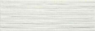 Décor DEC pour mur en faïence mate RIVERSIDE larg.20cm long.60cm coloris W-Blanc - Gedimat.fr