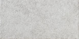 Carrelage pour sol extérieur en grès cérame émaillé LOURMARIN larg.30cm long.60cm coloris gris - Gedimat.fr