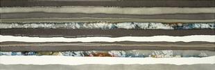 Décor ORIGINS pour mur en faïence satinée rectifiée MEGALOS NOVA larg.29,5cm long.90cm - Gedimat.fr