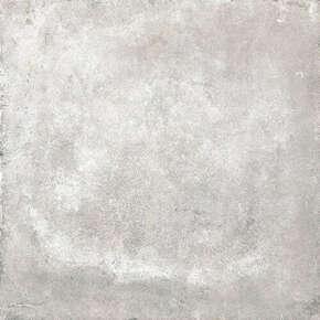 Carrelage pour sol intérieur en grès cérame coloré dans la masse naturel rectifié REDEN dim.80cm long.80cm coloris grey - Gedimat.fr