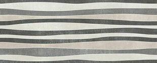 Décor MIX pour mur en faïence mate IRON larg.20cm long.50cm - Gedimat.fr