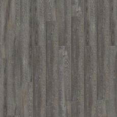 Sol vinyle à cliquer ID ESSENTIAL CLICK30 lames ép.4mm larg.183mm long.1220mm chêne atelier gris foncé - Gedimat.fr