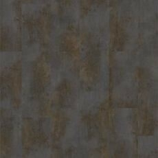 Sol vinyle à cliquer ID ESSENTIAL CLICK30 dalles ép.4mm larg.310mm long.603mm métal vieilli brun - Gedimat.fr