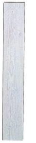 Sol stratifié CLIP 400 CLICK ép.8mm larg.192mm long.1286mm coloris Pin blanc - Gedimat.fr