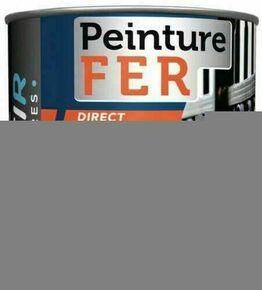 PEINT.FER MARTELE 2,5L BAT.BRUN N26 - Gedimat.fr