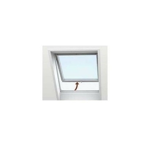Fenêtre confort VELUX GPL UK04 type 2076 WHITE FINISH haut.98cm larg.134cm - Gedimat.fr