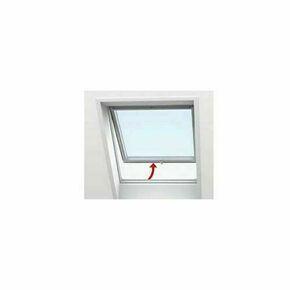 Fenêtre tout confort VELUX GPL SK08 type 3057 WHITE FINISH haut.140cm larg.114cm - Gedimat.fr
