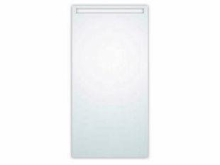 Revêtement de douche prêt à poser FUNDO TOP long.120cm larg.90cm blanc - Gedimat.fr