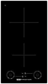 Domino 2 zones radians ACCESSION 30cm noir - Gedimat.fr