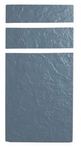 Sèche-serviettes inertie Ardoise noire 1000W - Gedimat.fr