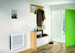 panneau rayonnant sundoro horizontal blanc 1000w. Black Bedroom Furniture Sets. Home Design Ideas