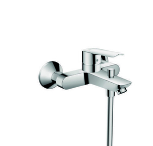 Mitigeur bain/douche LOGIS E100 chromé - Gedimat.fr