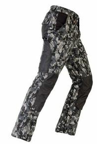 Pantalon tenere pro camouflage coloris Gris Taille XXXL - Gedimat.fr
