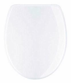Abattant WC Autoclip blanc - Gedimat.fr