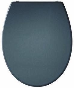 Abattant WC Autoclip carbone - Gedimat.fr