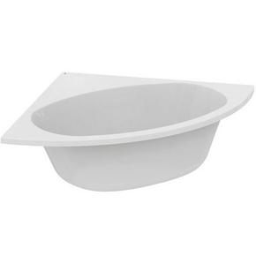 Baignoire d'angle HOTLINE dim.140x140cm blanc - Gedimat.fr