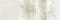 Décor MATERIKA CONSTELLATION, 25x75 cm, épaisseur 10 mm, white A* - Gedimat.fr